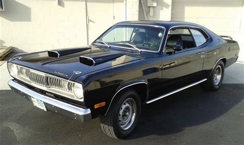 1968 plymouth duster 1972 plymouth duster