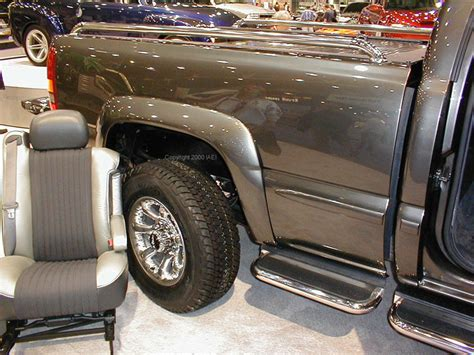 Chevy Truck With Rear Wheel Steering by Gm Rear Wheel Steering By Delphi Packard This Truck Turns