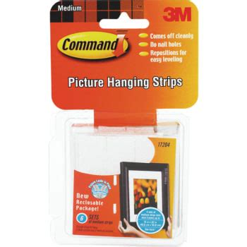 3m command adhesive picture hanging strips the container 3m command damage free picture hanging strips medium