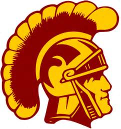 usc school colors usc trojans football logo picture ebaum s world