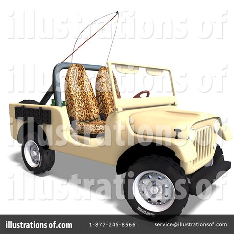 jeep illustration jeep wrangler clipart 1075871 illustration by ralf61