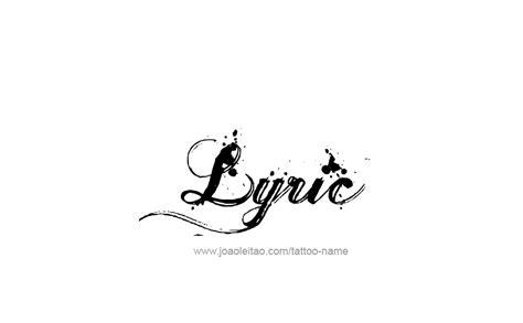 lyrics vast tattoo of your name lyric name tattoo gallery