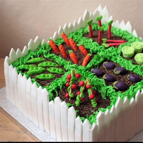 Gardening Cake Ideas Garden Cake Cake Ideas