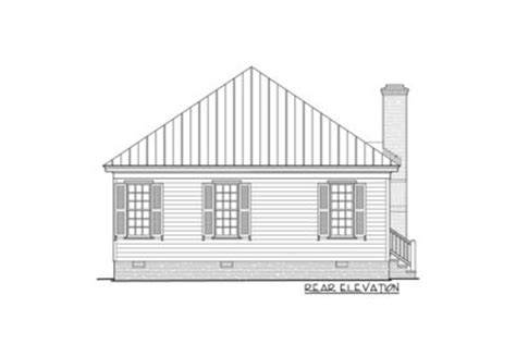 southern cottage house plan with metal roof 32623wp southern cottage house plan with metal roof 32623wp