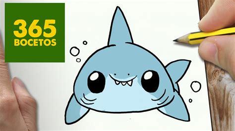 imagenes kawaii de koalas como dibujar tiburon kawaii paso a paso dibujos kawaii