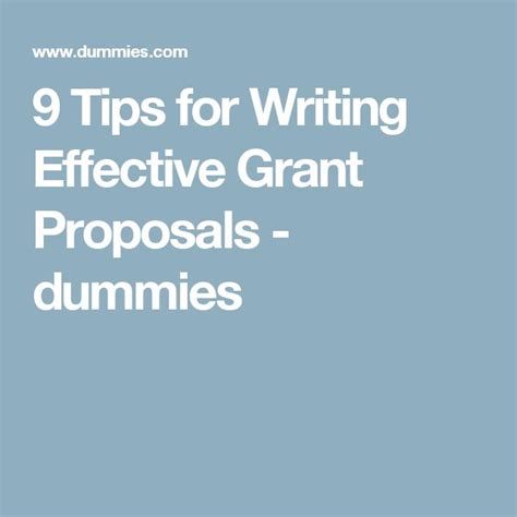 Business Letter Writing For Dummies 17 Best Images About Grant Management On