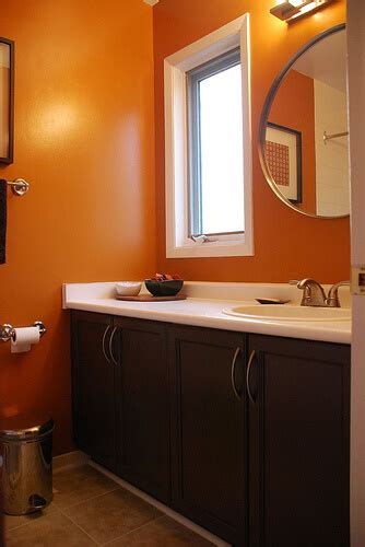 bathroom orange 20 great ideas paint models for your bathroom interior design design news and