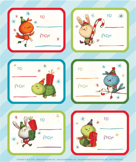 printable children s gift tags kids printable gift tags