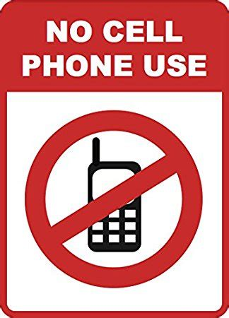 not mobile site no cell phone use clipart best