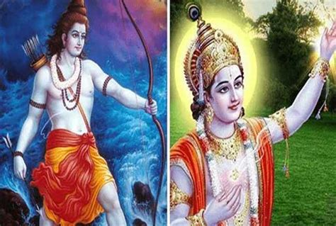 how did ram die do yo how did god ram and shri krishna die