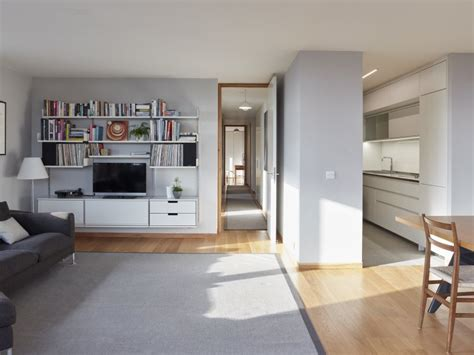 Interior Of Flats by A New Language For A Barbican Type 3c Tower Flat Interior