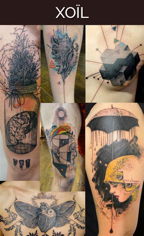 xoil tattoo instagram the 13 coolest tattoo artists in the world