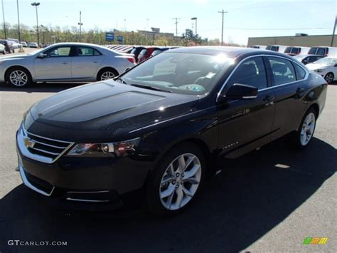 2014 black impala 2014 black chevrolet impala lt 80538981 photo 4