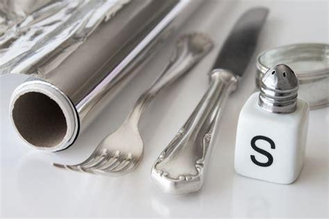 angelaufenes besteck reinigen silberbesteck reinigen und h 228 ufiger verwenden bild 1