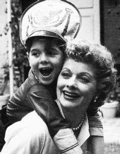 lucille ball and desi arnaz children lucille ball with her husband gary morton and her
