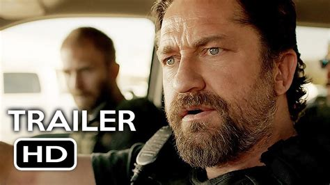 50 cent film den of thieves official trailer 2 2018 50 cent gerard