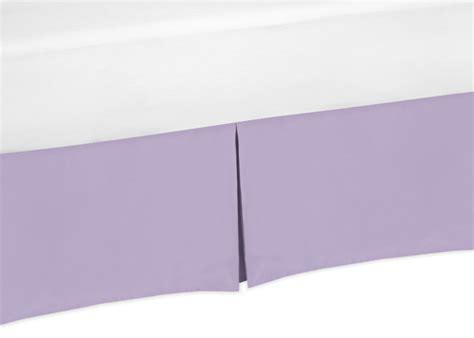 solid lavender crib bedding solid lavender crib bed skirt