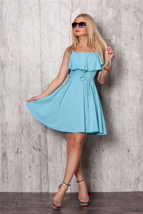 light blue summer dress light blue dress silk summer dress blue dress