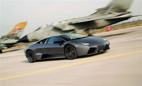 Lamborghini Vs Speed Lamborghini Reventon Vs Fighter Jet News Gallery Top