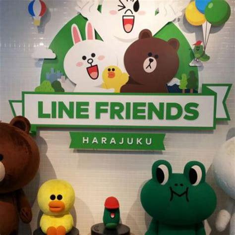 Boneka Line Besar boneka lucu ukuran besar picture of line friends store harajuku shibuya tripadvisor
