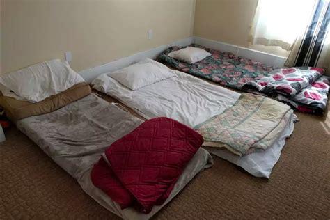 korean floor bed rent mattress on berkeley floor in shared room for 880