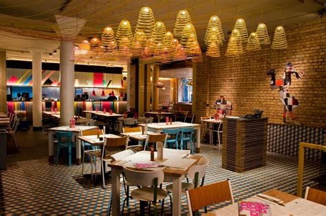 covent garden family restaurants wahaca in