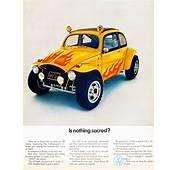 1970 Volkswagen Beetle Ad  CLASSIC CARS TODAY ONLINE