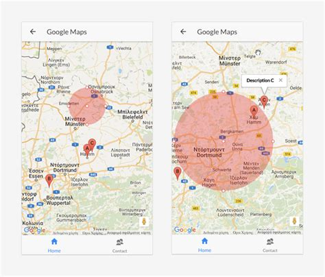 ionic tutorial google maps ionic2 app ionic marketplace