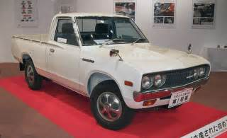 Truck Nissan Nissan Datsun Truck Car Review Japanese Used Car