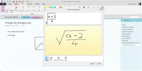 onenote  awesome
