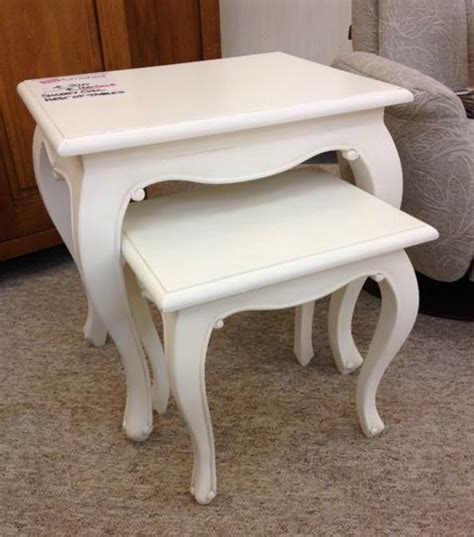Shabby Chic Nest Of Tables Clearance Shabby Chic Clearance