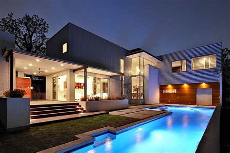 modern home design houston contemporary laurel residence in houston texas