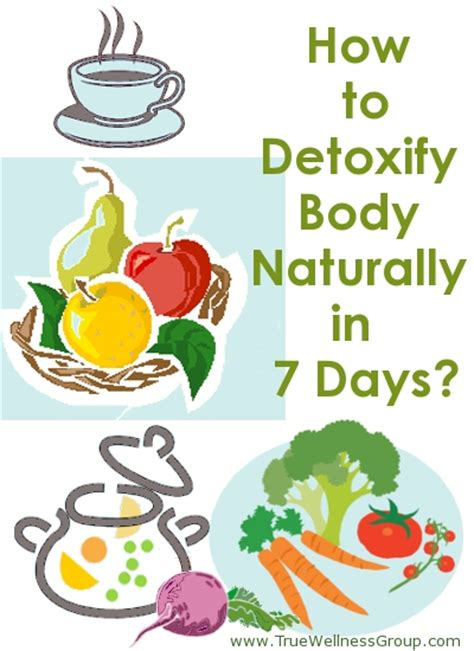 How To Detox Naturally by How To Detoxify Naturally In 7 Days True Wellness