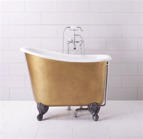 tiny bathtubs 9 small bathtubs tiny bath tub sizes elledecor com