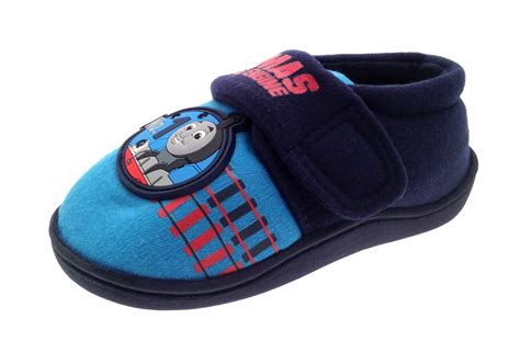 boys size 4 slippers boys the tank engine slippers slip on toddlers