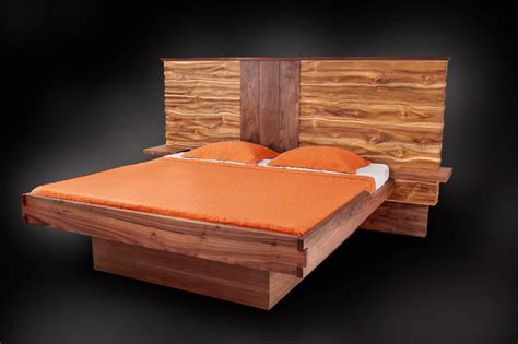 organic bed modern furniture san luis obispo by