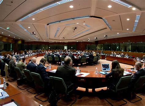 consiglio dei ministri ue consiglio affari esteri e difesa dell unione europea