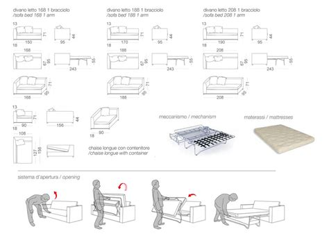 The Hidden Mystery Behind Sofa Bed Dimensions Roole Sofa Bed Size