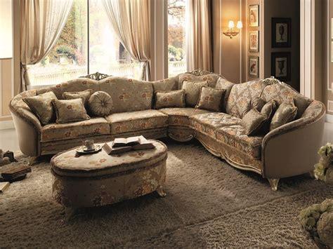 divano angolare classico divano angolare in stile classico tiziano divano