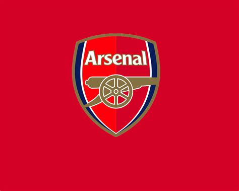 logo club arsenal top football clubs logos wallpapers it s all about