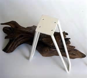 Unique Table Legs by White Color Hairpin Legs Unique Table Legs 16 1 2 Quot New