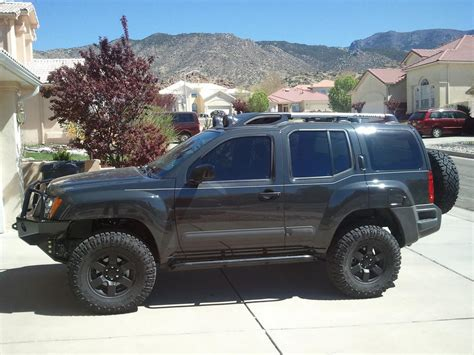 2003 nissan xterra lifted xterra spy photos autos post