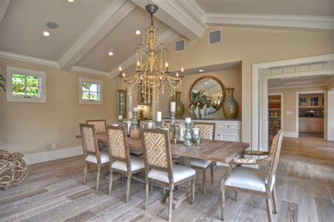 dining room floors custom white oak hardwood floors contemporary dining