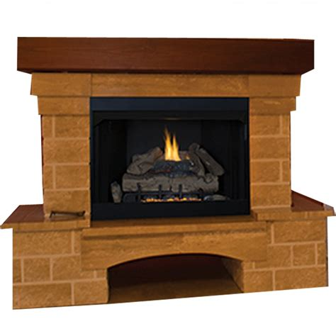 Gas Fireboxes For Fireplaces by Ihp Superior Vrt Vct2000 Universal Vent Free Gas Firebox