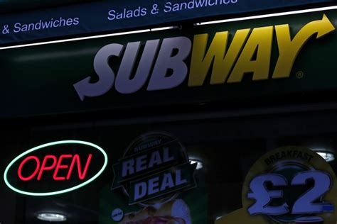 Subway And Mats by Subway Bread Contains Azodicarbonamide A Chemical Used In
