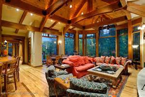 Kitchen Design Denver 4 cozy cabins and rustic retreats to inspire your winter