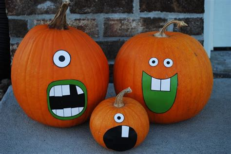 painted pumpkins pumpkin painting ideas painting ideas for kids for livings