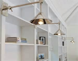 lighting bookshelves simply smitten by kristin kerr