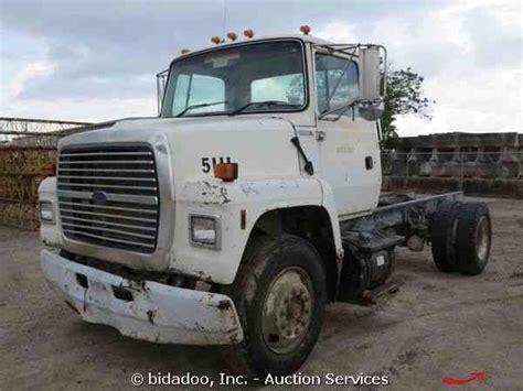 ford l8000 1995 heavy duty trucks