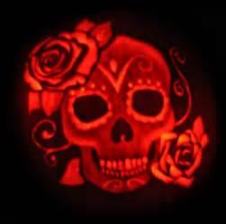 dia de los muertos pumpkin template 2nd annual pumpkin carving contest winner netsource